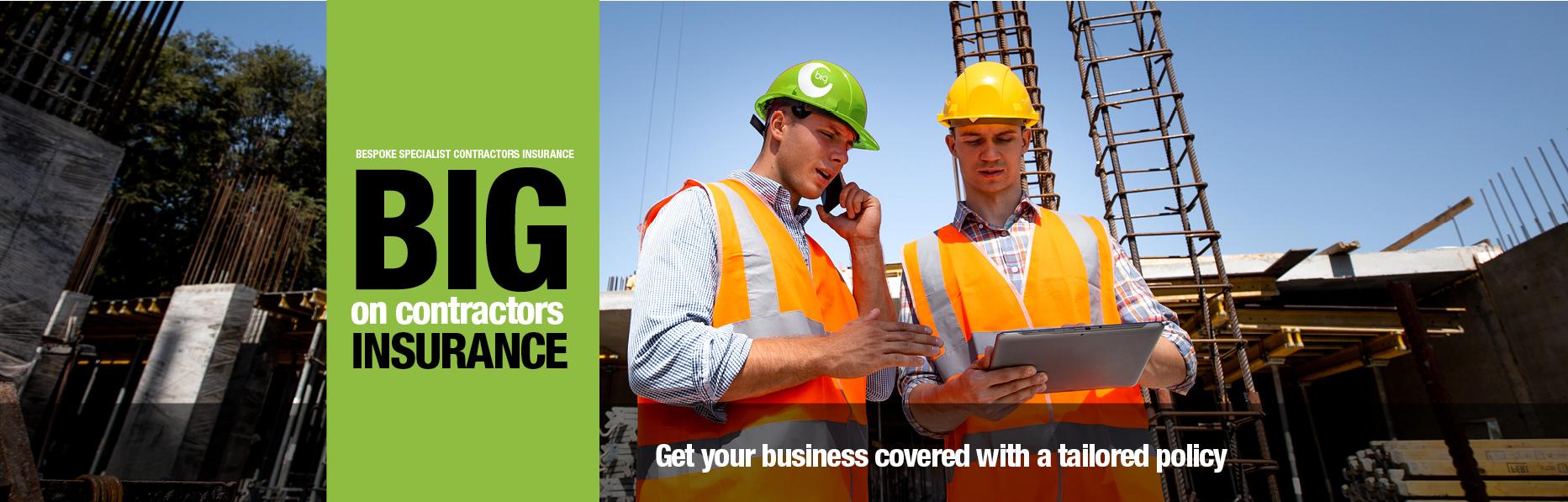 Commercial Insurance Broker based in Bournemouth - Big Insurance Ltd